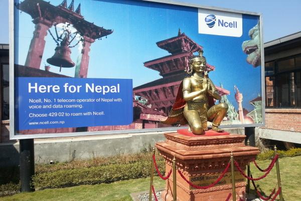Nepal heißt uns Willkommen