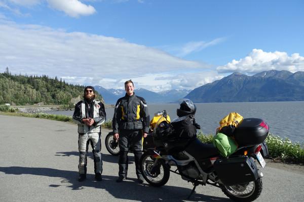 und die Anfänge des Alaska Range