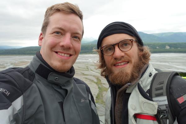 vor den Anfängen des Alaska Range