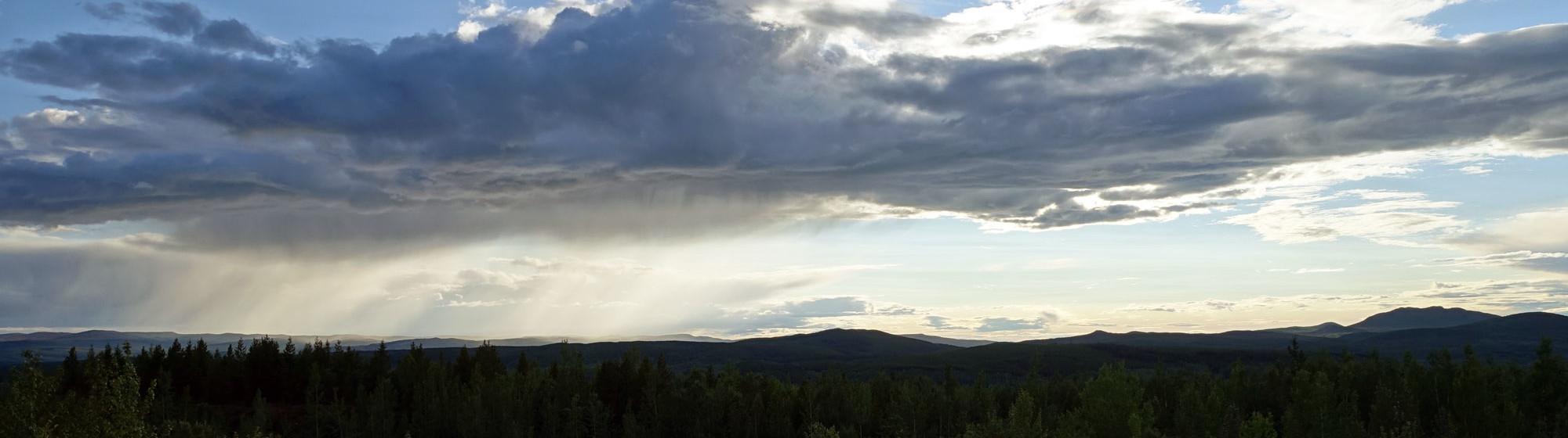 10.07 – 18.07 Durch Mordor bis nach Banff