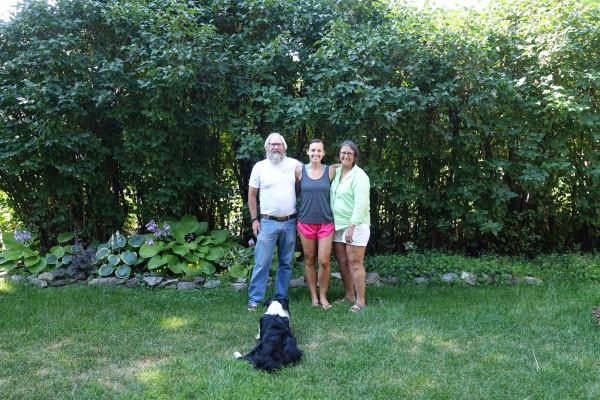 Dave, Tess und Gwendy
