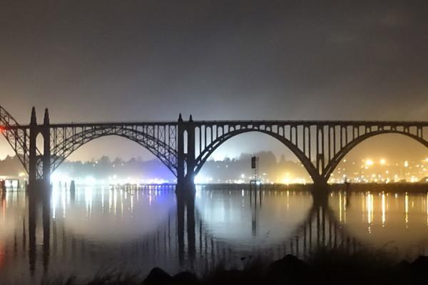 Brücke nach Newport