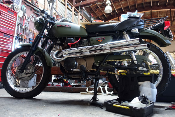Cerberus Motorcycles
