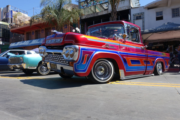 Autoshow in Tijuana