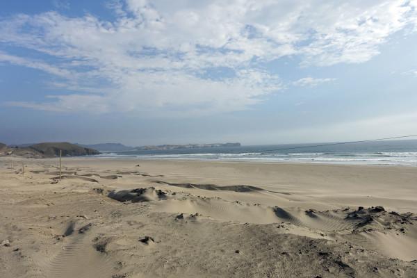 Peruanische Küste