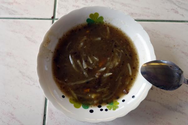 Chuño Sopa