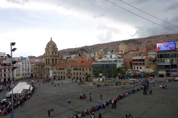 in La Paz