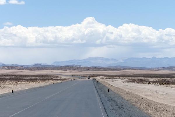 Der Weg nach Uyuni
