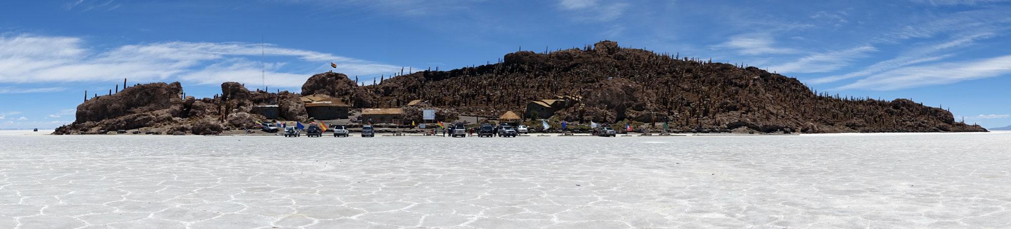 21.11 – 29.11 Bolivien