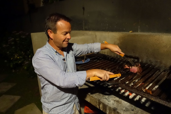 Grillmeister Matías