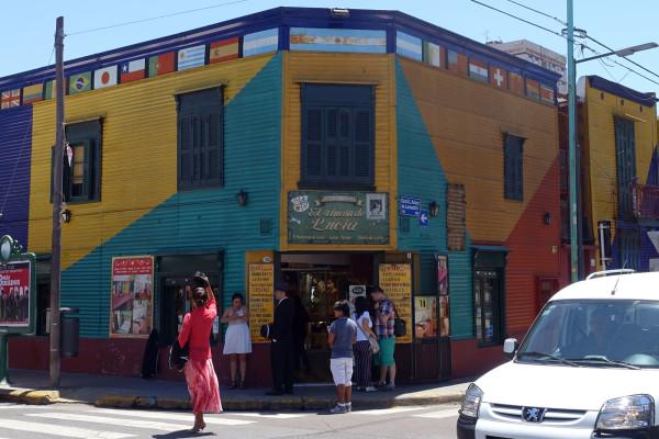 Stadtteil La Boca